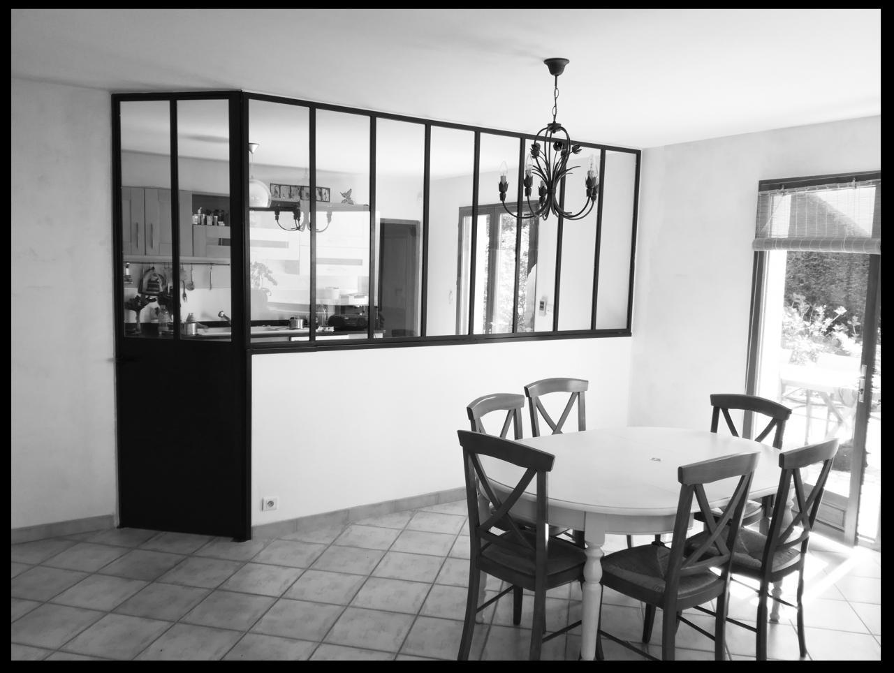 cadre photo industriel beautiful porte coulissante en aluminium semivitre clipper with cadre. Black Bedroom Furniture Sets. Home Design Ideas