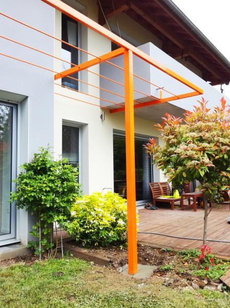 Treille orange