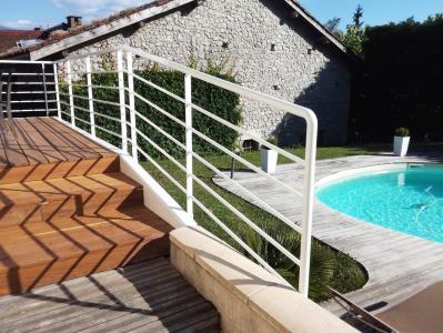 Terrasse rénovée